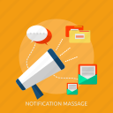 affiliate, email, maerketing, massage, notification icon