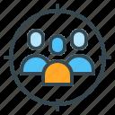 target, audience, seo, marketing