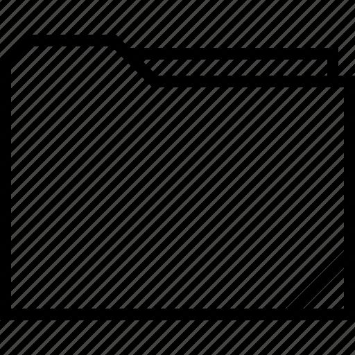 file, folder, save icon