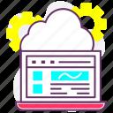 customize, design, maintenance, settings, web, web development icon