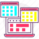 customize, design, layout, settings, web, web development icon