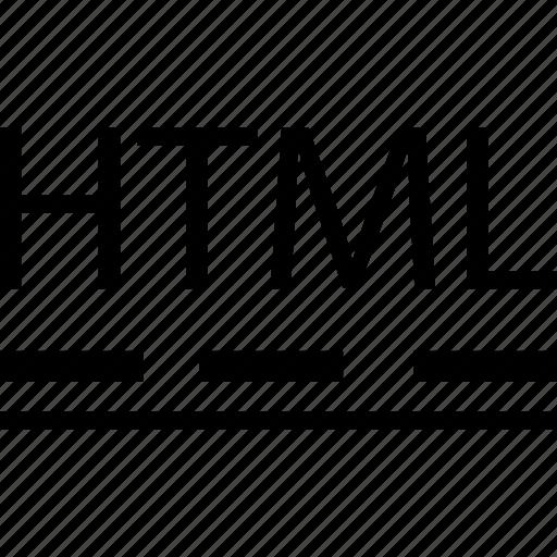 business, development, html, web icon