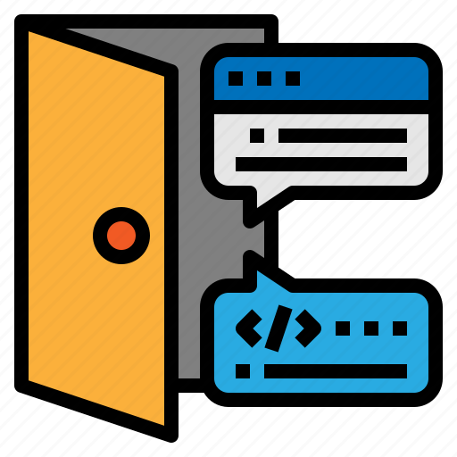 backend, development, maintenance, settings icon