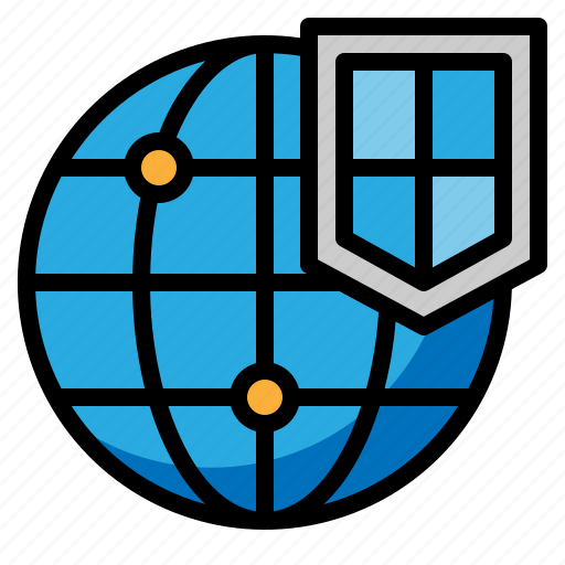 network, protect, protection, security icon