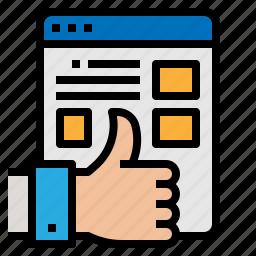 optimize, speed, testing, web icon
