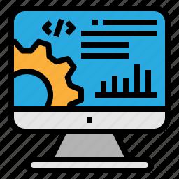 development, rank, seo, website icon