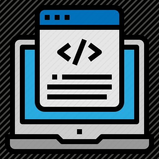 development, page, web, website icon