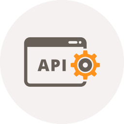 api, code, coding, gear, programming, settings, window icon