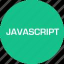 coding, javascript, language, script icon