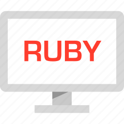 mac, online, pc, ruby icon