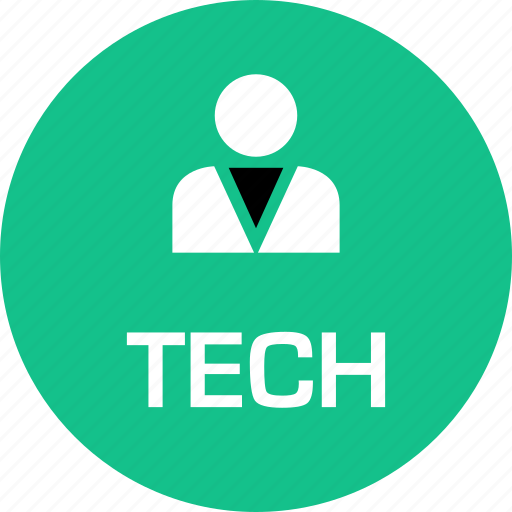 boss, person, tech, user icon