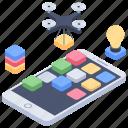 app development, app marketing, app monitoring, app optimization, app store