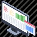 data analysis, data analytics, data evaluation, data monitoring, data visualization