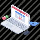 data stealing, id theft, identity theft, phishing, phishing scam icon