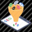 digital marketing, marketing funnel, sales funnel, seo funnel, seo marketing