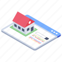 homepage, landing page, mainpage, web menu, website homepage icon