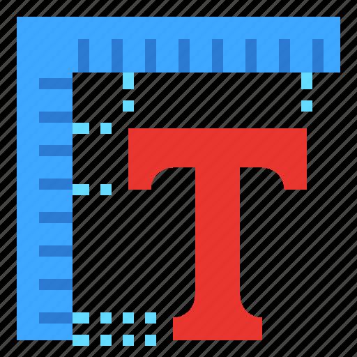 edit, font, text, wording icon