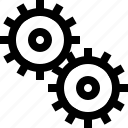 code, cogwheel, gear, interface, options, programming, setup icon