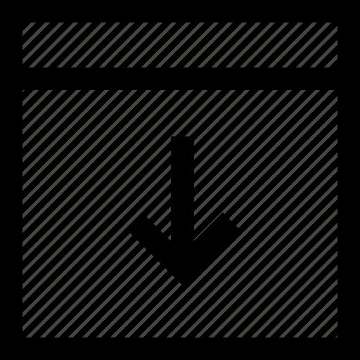 code, coder, computer, down, interface, programmer, programming icon