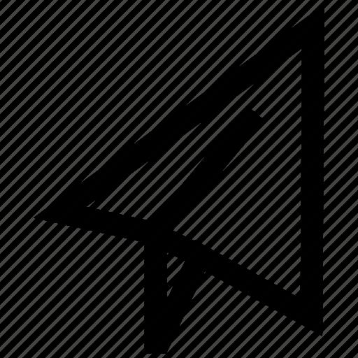 code, menu, options, paper, plane, programming, settings icon