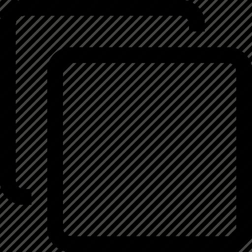code, copy, interface, menu, options, programming, settings icon
