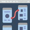 computer, development, device, prototyping, web icon
