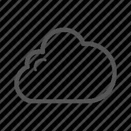 cloud, icloud, share, storage icon