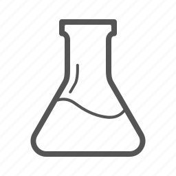 experiment, flask, research, tube icon