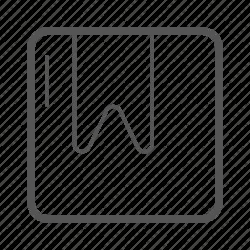 bookmark, favourite, like, mark icon
