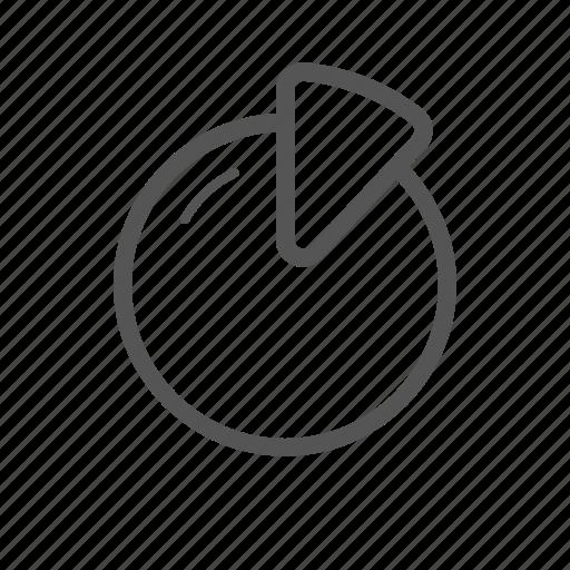analytics, chart, pie, report, sales, statistics icon