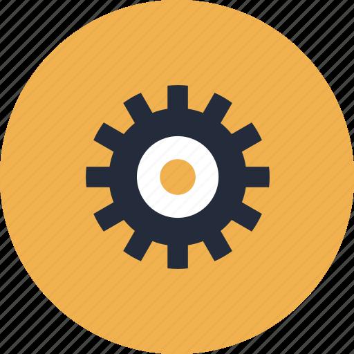 cog, cogwheel, engine, equipment, gear, gears, machinery, mechanic, options, power, progress, settings, technical icon