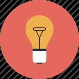 bright, bulb, creative, electricity, energy, idea, ideas, innovation, inspiration, lamp, light, lightbulb, power icon