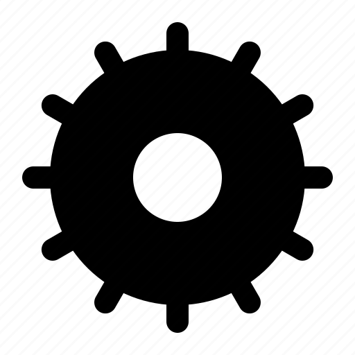 Cog, gear, options, settings, setup, wheel icon - Download on Iconfinder