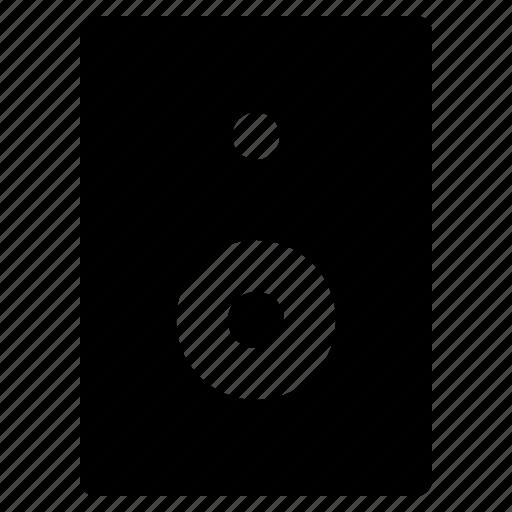 device, listening, music, sound, speaker, web, yumminky icon