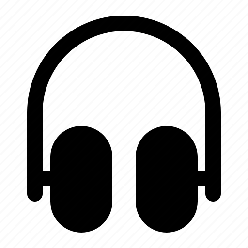 headphones, listening, music, player, sound, web, yumminky icon