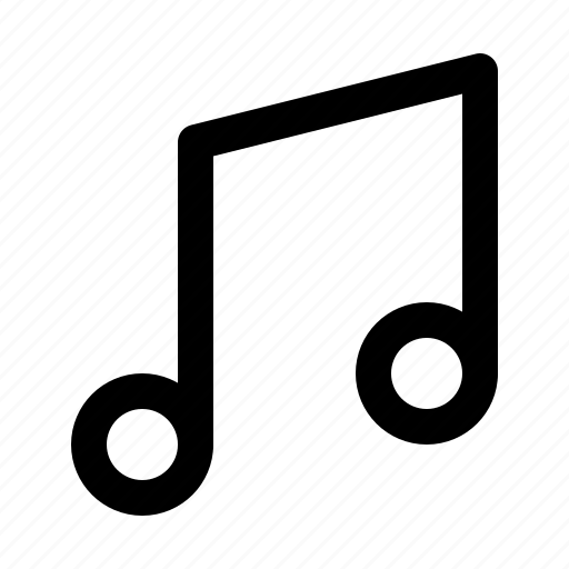music, note, player, song, sound, web, yumminky icon