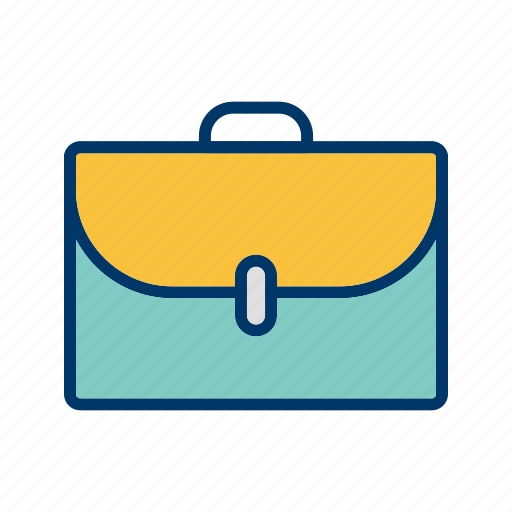 bag, briefcase, luggage, office, suitcase icon