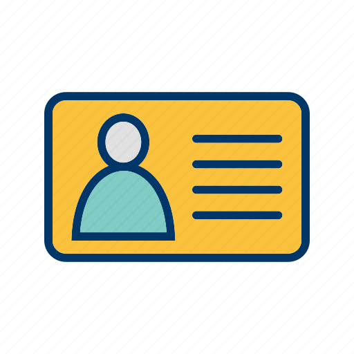 calling, card, credit, identity, payment icon