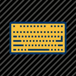 device, hardware, input, keyboard icon