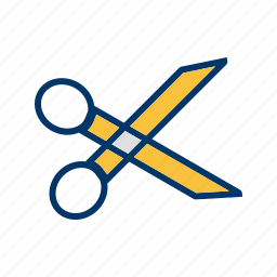 barber, cutting, edit, scissor icon