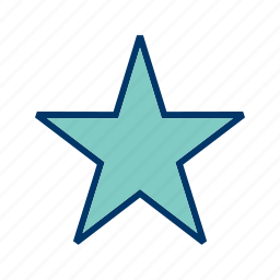 favourite, like, prize, star icon
