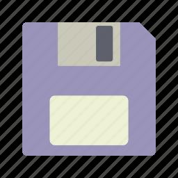 floppy disk, save, storage icon