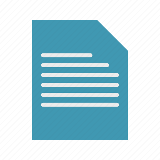 document, extension, file, folder, sheet icon