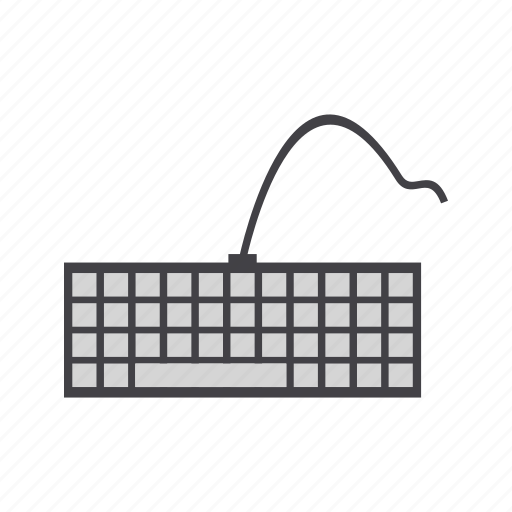 Keyboard, hardware, input icon - Download on Iconfinder