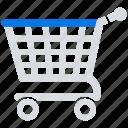 commerce, e, online, social market, web, web page icon