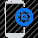 mobile, online, seo, social market, web, web page icon