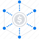 goals, money, online, social market, web, web page icon