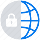 network, online, protection, social market, web, web page icon