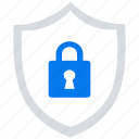 online, protection, social market, web, web page icon