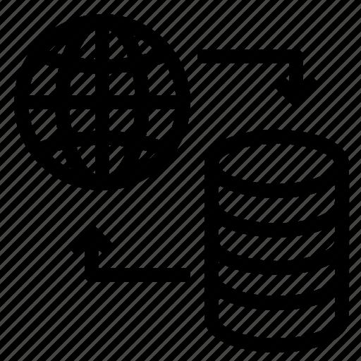 Hosting, service, web, world icon - Download on Iconfinder